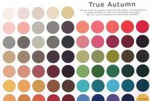 ~ Color - True Autumn