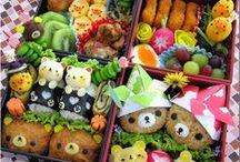 Bento Boxes! / Bento Boxes, Lunch Boxes