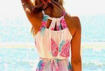 Summer dresses / Summer dresses we love