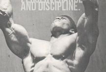 """Bodybuilding, fitness, sport / """"NO MAN HAS THE RIGHT TO BE AN AMATEUR IN THE MATTER OF PHYSICAL TRAINING.""""  SOCRATES"""