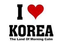 Korea! / Things that I would love to do while in the beautiful country of South Korea