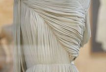 """GRÈS / """"For a dress to survive from one era to the next, it must be marked with an extreme purity"""""""