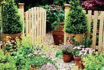English Garden Theme
