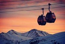 Ride the Mountain / Skiing & Snowboarding