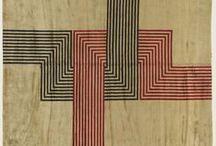 Nouveau-Decò Patterns&Fabrics