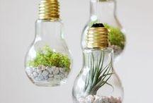 Upcycling / DIY / Sinnvolle Sachen / Recycling / selber machen