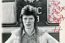Him <3 / David Bowie