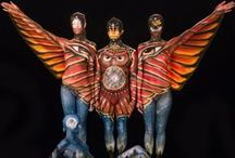 Amazing Body Art / Amazing Body Art from the Talented Artists of Skin Wars