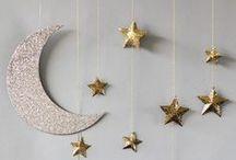 ♥ Moon & Stars Party Ideas ♥