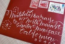 CREATIVITY - hand lettering