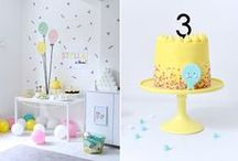 ♥ Colourful Party Ideas ♥
