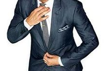 """Pro Style Inspiration: Corporate Cool Men's Style Cues / For professional men out there looking to expand their presence, I've created this board of pro style inspiration to help you visualize different looks that are professional and speak to your industry. #thestyleincubator #woowoo #lifestyle #coach Join My Free e-Course www.TheStyleIncubator.com so you can start to learn how to build up a stylish presence that says, I'm worth it, I matter, I'm relevant... even if you think you don't have the """"fashion gene"""" or have a clue where to begin!"""