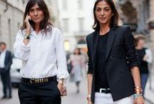 Pro Style Inspiration- Menswear Inspired / by Sharon Haver - FocusOnStyle.com