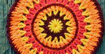 Yarn - Circles / Crochet Circle motifs