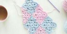 Yarn - Triangles, Diamonds