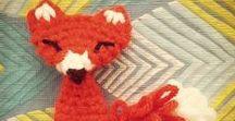 Yarn - Applique & Odd Shapes
