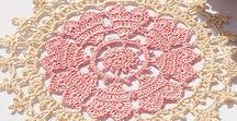 Yarn - Hearts / Crochet