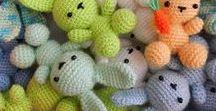 Yarn Craft - Amigurumi / Amigurumi - Stuffed Yarns