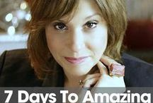 The 7 Days to Amazing Podcast -  Up Your Style + Success This Week! / The 7 Days to Amazing Podcast is where you learn how to make your life, business and style even more amazing this week.  SUBSCRIBE ON iTUNES: https://itunes.apple.com/us/podcast/7-days-to-amazing-podcast/id1170707927?mt=2  Just as style is a sum of its parts, having an amazing life is well-balanced in all aspects from your style, your business, your beauty, your world… it all comes together in a way that that best reflects your true happiness and success.  #podcast #success #style