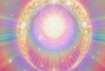 Here Now / Transcending the drudgery and delusion of matter. Vibrate higher. Meditation, Energies, Magic, More.