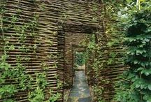 Greenery - Structures & Paths