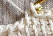 Yarn Craft - Tunisian Crochet Basics