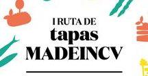 "Ruta "" Tapas madeinCV"""