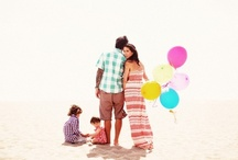 Family Photography Inspiration / Creative and fun ideas for photography sessions