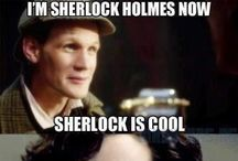 Fandom / Sherlock, Doctor Who, Firefly, among other things