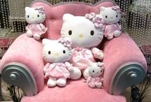 'Hello Kitty' / by Cheryl Green-Stansbury
