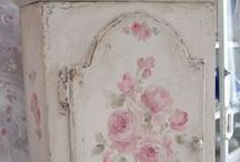 Shabby Chic pretties / by Carin Cook Griggs
