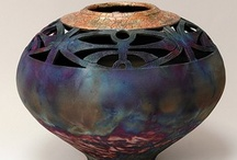 Art:  Glass, Ceramics, & Metal / Especially beautiful manufactured objects from all ages.   / by My Reality is Fully Virtual