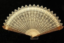 Lace, Fans, & Parasols / by My Reality is Fully Virtual