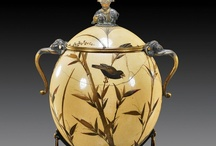 "Faberge Eggs / Embellished ""eggs""--some from the imperial collection, some not.   / by My Reality is Fully Virtual"