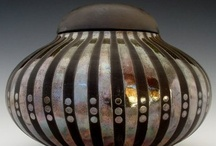My Favorite Ceramic/Glass/Wood/Metal Vessels / Of all that I've pinned, these are the ones that consistently catch my eye.    / by My Reality is Fully Virtual