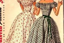 ~*Clothes: Dresses of the Retro Age*~