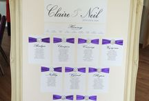 Wedding Seating Plans - Ideas! / Inspiration for seating plans!
