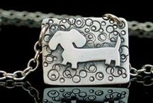 Dachshund: Jewelry / by Carin Cook Griggs