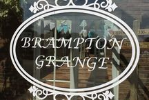 Brampton Grange / Brampton Grange is a gorgeous wedding venue nestled in the beautiful Northamptonshire countryside! Top venue - great service! Staff are amazing!