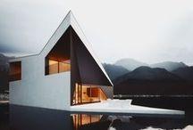 ARCHITECTURE / by Jennifer Inglis