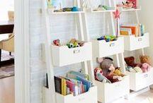 Kids Organizing