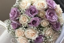 Wedding Bouquets / Real wedding bouquets