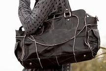 """Tote and Carry / My purse can not be large enough for the """"stuff"""" I carry around with me"""