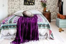 home: bedroom / bedroom inspiration