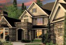 House plans / by Kim Wilcox