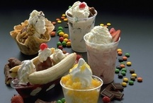 Ice Creams and Frozen Deserts / by Gina Gunter