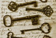 Antique Keys / by Nicole