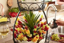 FOOD:  Parties / Food Ideas & Displays for all ages! / by Kay Raiden