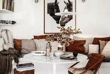 Interiors We Love / Interior styling + details for the home