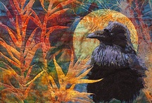 A Stitch In Time / Amazing quilt work and stitch work from a lot of talented artist / by Karen Sirna